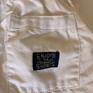 Zara Bottoms - Zara | White Shorts | Size 12-18MO | NWOT